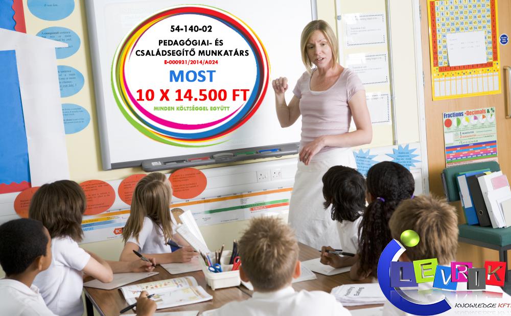 Pedagógiai- és családsegítő munkatárs